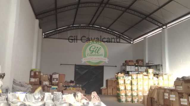 110 - Galpão 657m² à venda Taquara, Rio de Janeiro - R$ 1.590.000 - CM0063 - 1