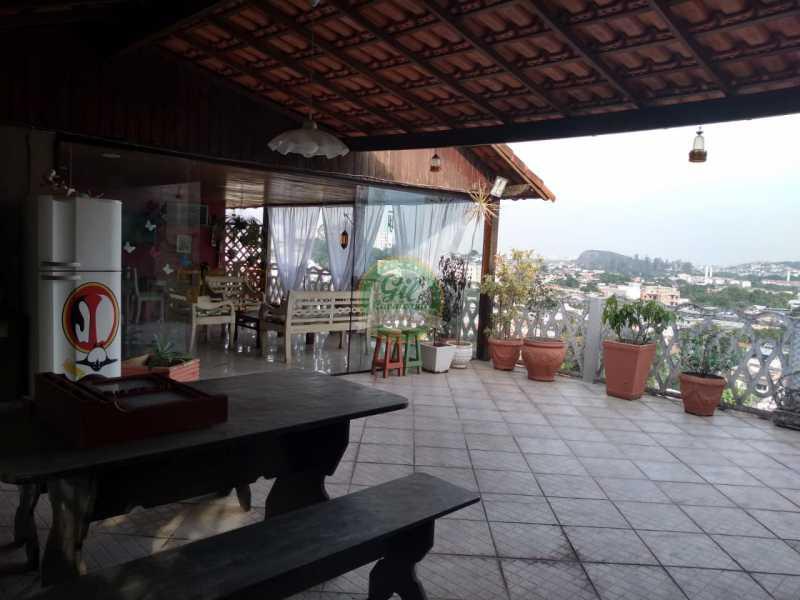 0b587a5d-1cdf-413a-bbec-d06fde - Casa em Condomínio 4 quartos à venda Jacarepaguá, Rio de Janeiro - R$ 590.000 - CS1662 - 6
