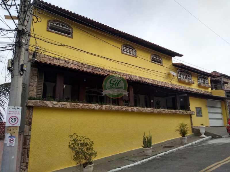 9cc529d1-2de4-4873-8304-4ee616 - Casa em Condomínio 4 quartos à venda Jacarepaguá, Rio de Janeiro - R$ 590.000 - CS1662 - 1
