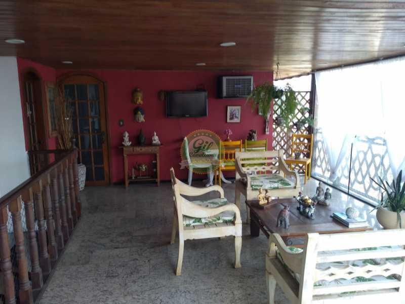 329851e8-5c49-46a4-b6ce-0a5f90 - Casa em Condomínio 4 quartos à venda Jacarepaguá, Rio de Janeiro - R$ 590.000 - CS1662 - 9
