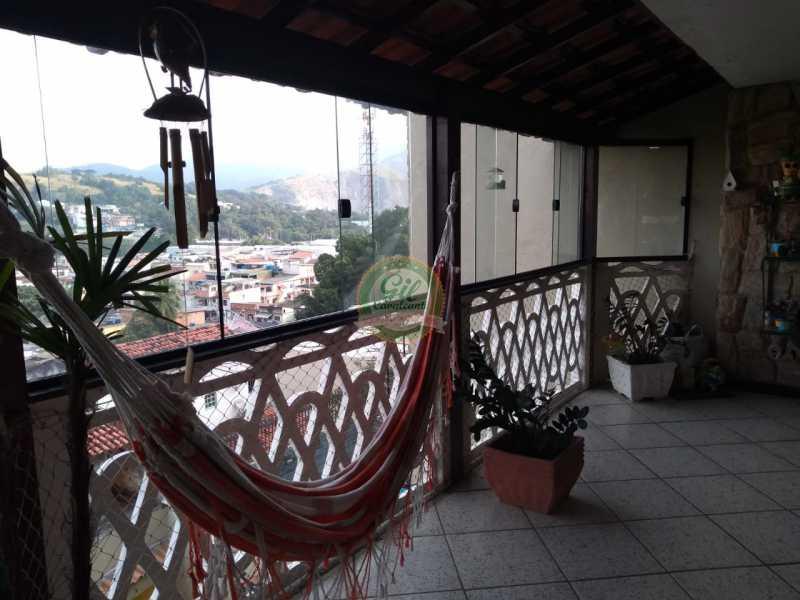 00524234-e483-40dd-a1c8-c8923e - Casa em Condomínio 4 quartos à venda Jacarepaguá, Rio de Janeiro - R$ 590.000 - CS1662 - 7
