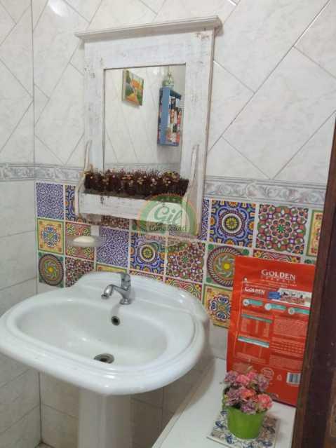 c92ce5e8-3872-48d8-b395-bc5cd3 - Casa em Condomínio 4 quartos à venda Jacarepaguá, Rio de Janeiro - R$ 590.000 - CS1662 - 22