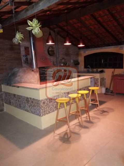377ed68c-5867-4231-b2b3-6671ad - Casa em Condomínio 4 quartos à venda Jacarepaguá, Rio de Janeiro - R$ 590.000 - CS1662 - 13