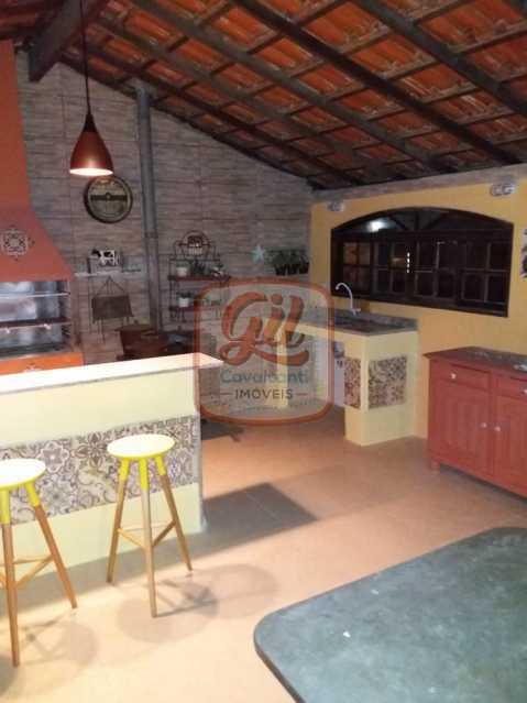 8493e6aa-9196-4130-bec9-ea8dc8 - Casa em Condomínio 4 quartos à venda Jacarepaguá, Rio de Janeiro - R$ 590.000 - CS1662 - 14