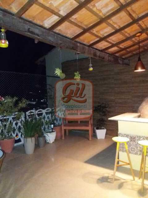 d9d4d87e-6795-4805-97cc-4a9752 - Casa em Condomínio 4 quartos à venda Jacarepaguá, Rio de Janeiro - R$ 590.000 - CS1662 - 12