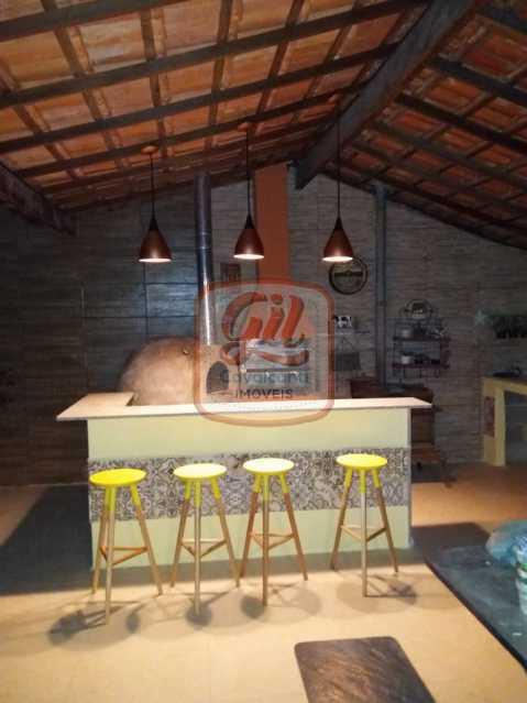 e8adf9a1-ec7b-4fa8-b01e-31ce2f - Casa em Condomínio 4 quartos à venda Jacarepaguá, Rio de Janeiro - R$ 590.000 - CS1662 - 16