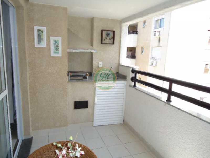 Varanda - Apartamento Taquara,Rio de Janeiro,RJ À Venda,3 Quartos,72m² - AP1100 - 6