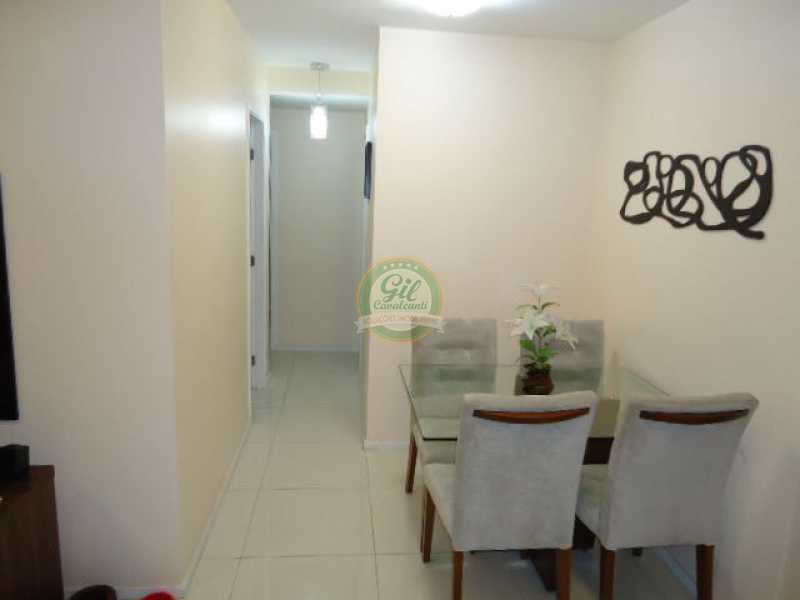 Sala - Apartamento Taquara,Rio de Janeiro,RJ À Venda,3 Quartos,72m² - AP1100 - 4
