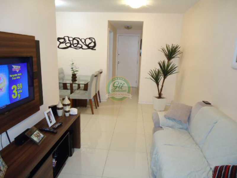 Sala - Apartamento Taquara,Rio de Janeiro,RJ À Venda,3 Quartos,72m² - AP1100 - 1