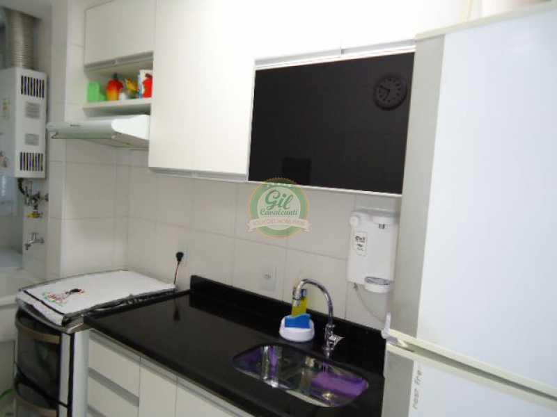 Cozinha - Apartamento À VENDA, Taquara, Rio de Janeiro, RJ - AP1100 - 9