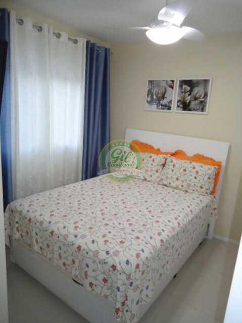 Quarto - Apartamento À VENDA, Taquara, Rio de Janeiro, RJ - AP1100 - 10