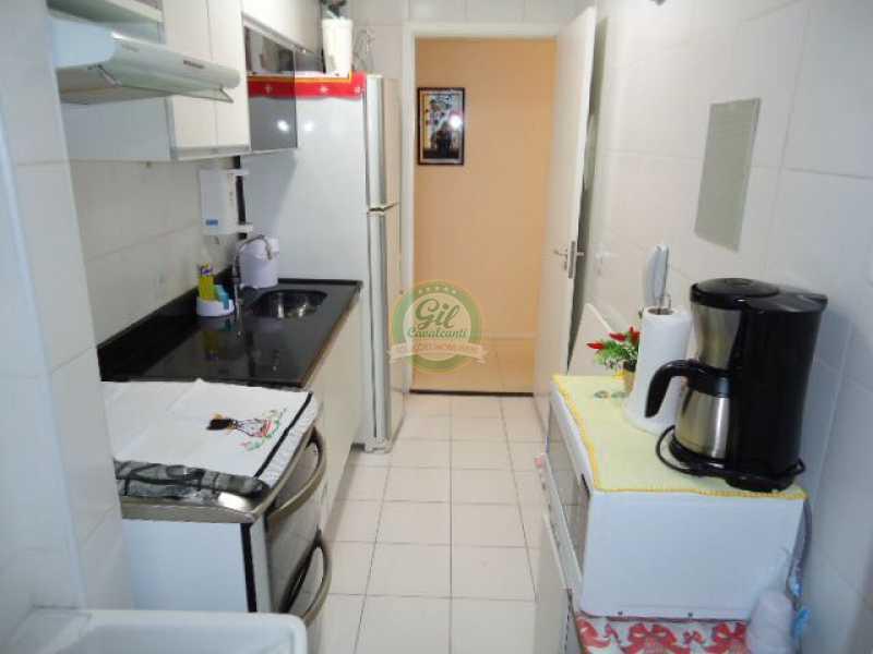 Cozinha - Apartamento À VENDA, Taquara, Rio de Janeiro, RJ - AP1100 - 7