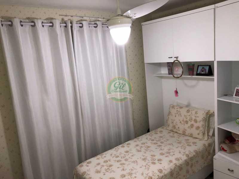 Quarto 2 - Apartamento À VENDA, Taquara, Rio de Janeiro, RJ - AP1100 - 13