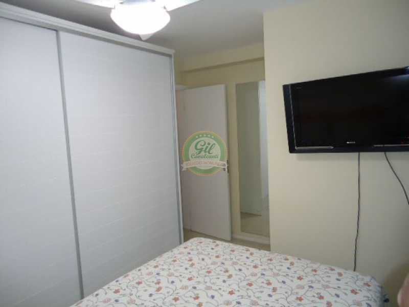 Quarto - Apartamento Taquara,Rio de Janeiro,RJ À Venda,3 Quartos,72m² - AP1100 - 11