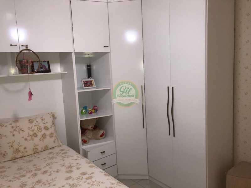 Quarto 2 - Apartamento Taquara,Rio de Janeiro,RJ À Venda,3 Quartos,72m² - AP1100 - 14