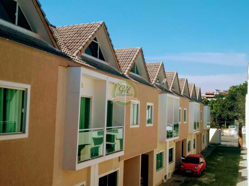 Fachada - Casa em Condominio À VENDA, Taquara, Rio de Janeiro, RJ - CS1669 - 1