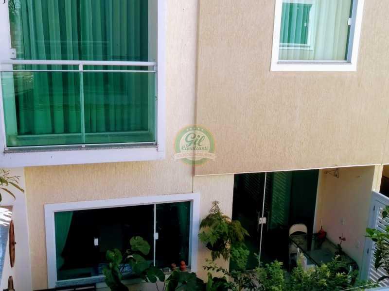 Fachada  - Casa em Condominio À VENDA, Taquara, Rio de Janeiro, RJ - CS1669 - 17