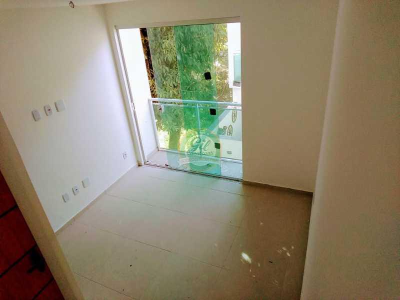 Suíte - Casa em Condominio À VENDA, Taquara, Rio de Janeiro, RJ - CS1669 - 12