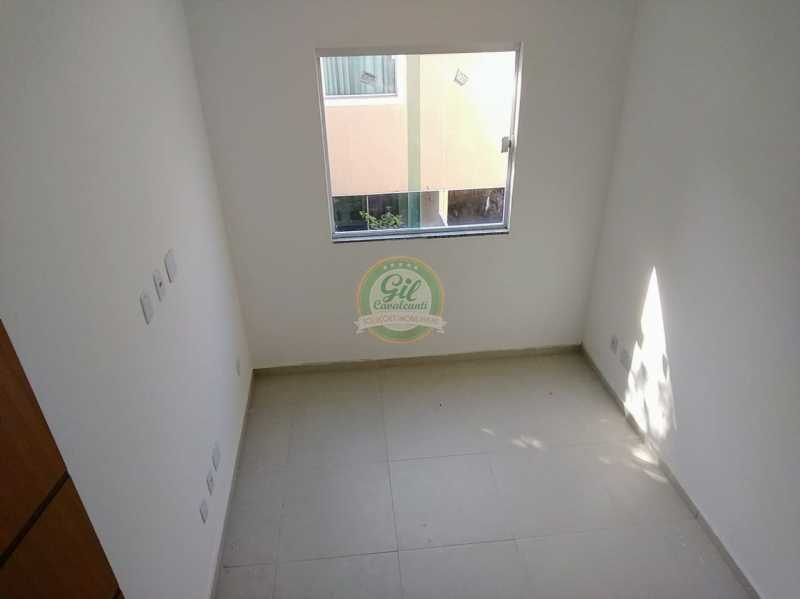 Quarto - Casa em Condominio À VENDA, Taquara, Rio de Janeiro, RJ - CS1669 - 13