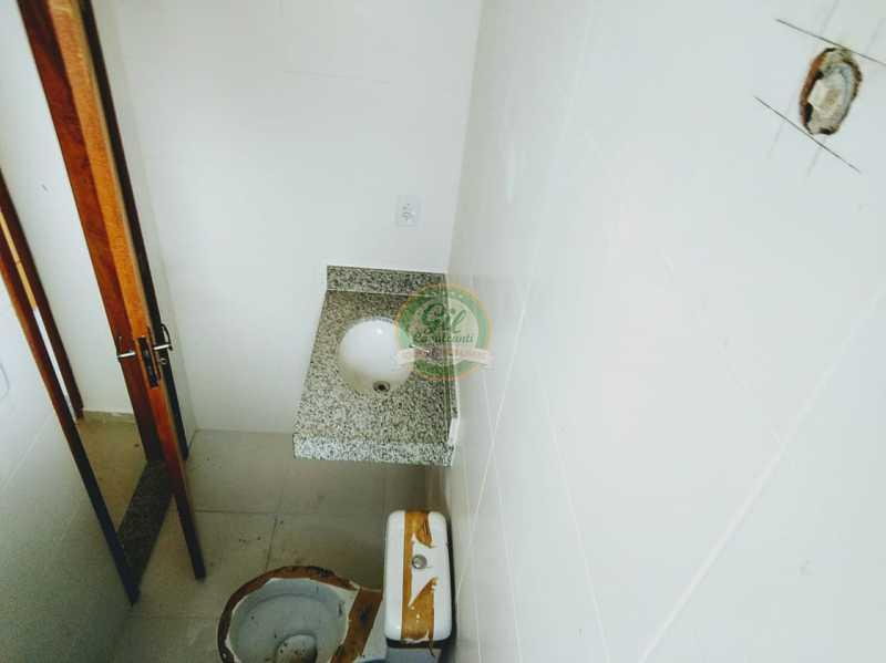 Banheiro - Casa em Condominio À VENDA, Taquara, Rio de Janeiro, RJ - CS1669 - 14