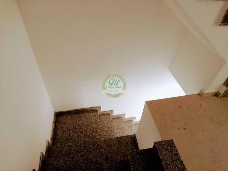 Acesso 2º pavimento - Casa em Condominio À VENDA, Taquara, Rio de Janeiro, RJ - CS1669 - 9