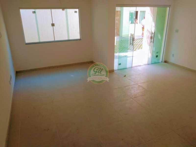 Sala - Casa em Condominio À VENDA, Taquara, Rio de Janeiro, RJ - CS1669 - 5