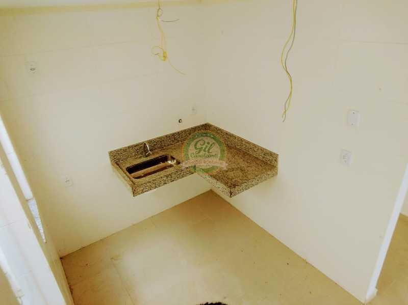 Cozinha - Casa em Condominio À VENDA, Taquara, Rio de Janeiro, RJ - CS1669 - 8