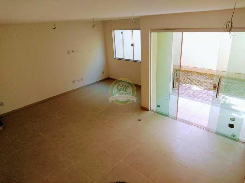 Sala  - Casa em Condominio À VENDA, Taquara, Rio de Janeiro, RJ - CS1669 - 4