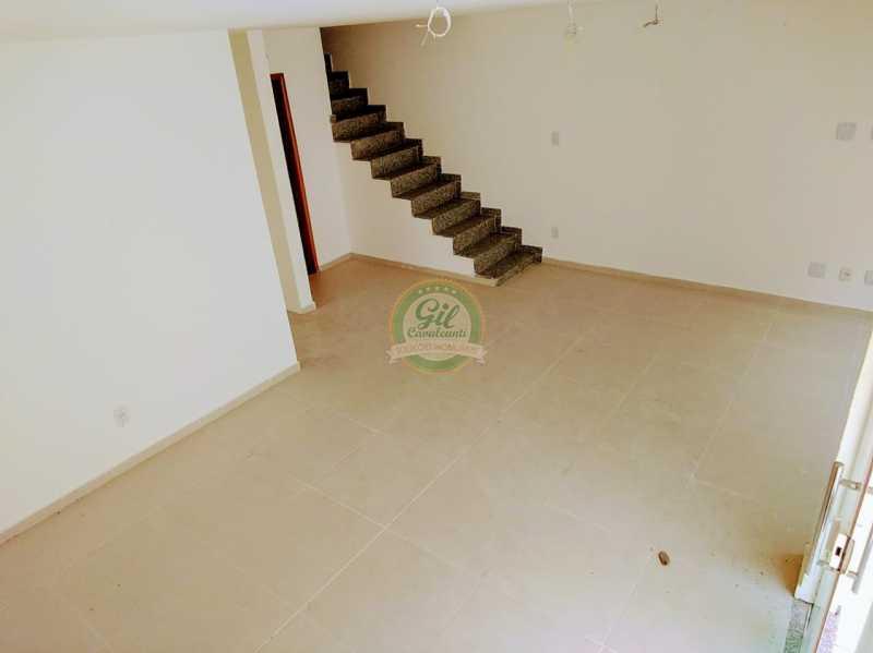 Sala - Casa em Condominio À VENDA, Taquara, Rio de Janeiro, RJ - CS1669 - 6