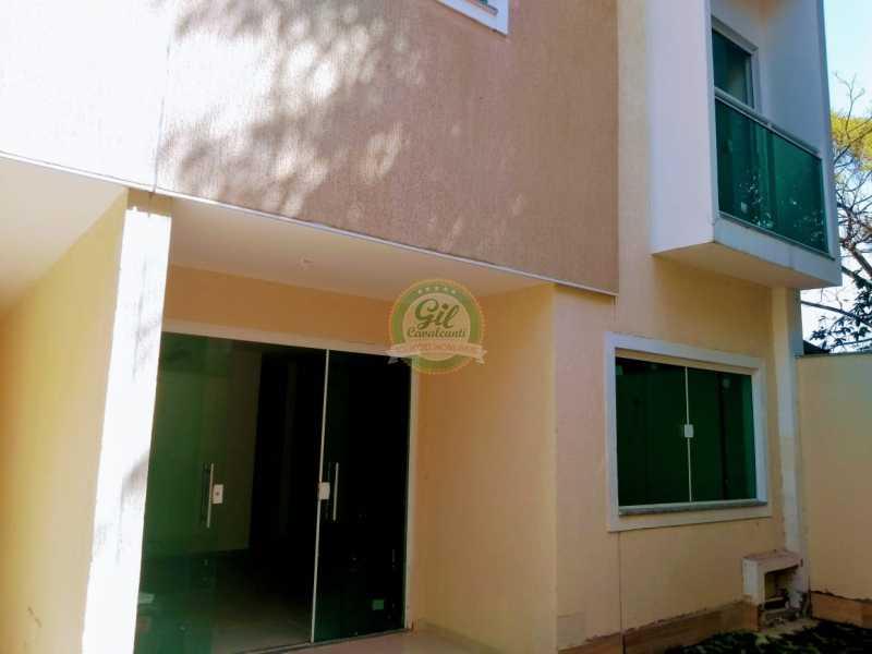 Fachada  - Casa em Condominio À VENDA, Taquara, Rio de Janeiro, RJ - CS1669 - 18