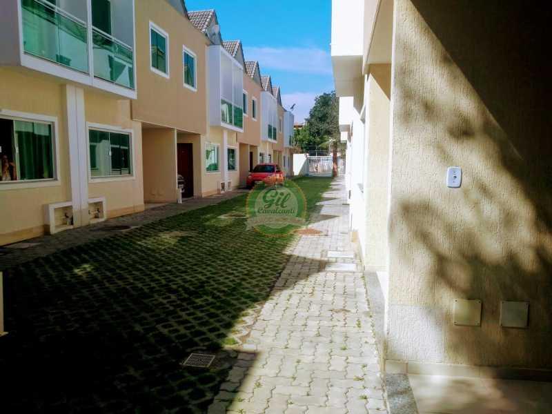 Condomínio - Casa em Condominio À VENDA, Taquara, Rio de Janeiro, RJ - CS1669 - 19