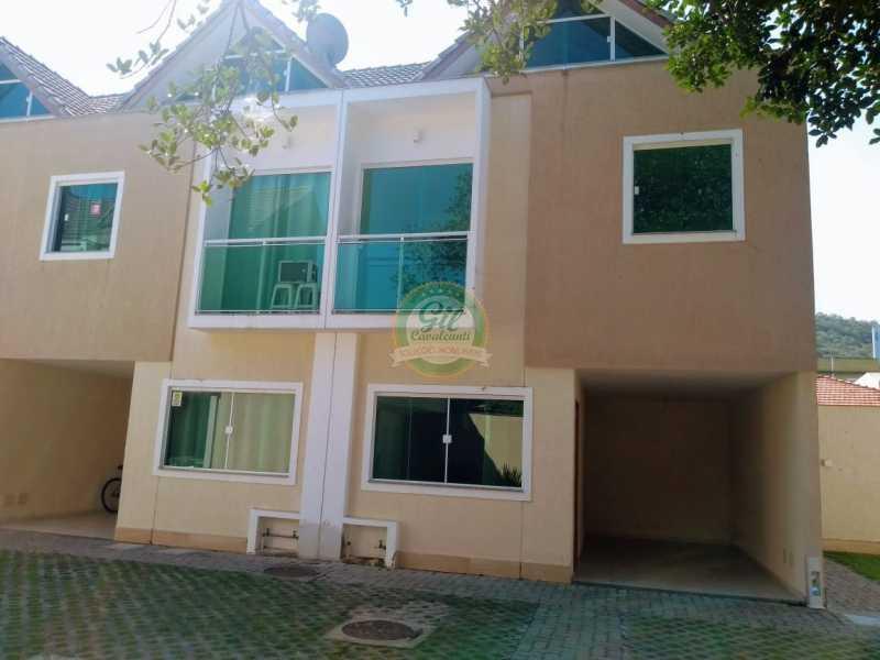 Condomínio - Casa em Condominio À VENDA, Taquara, Rio de Janeiro, RJ - CS1669 - 20