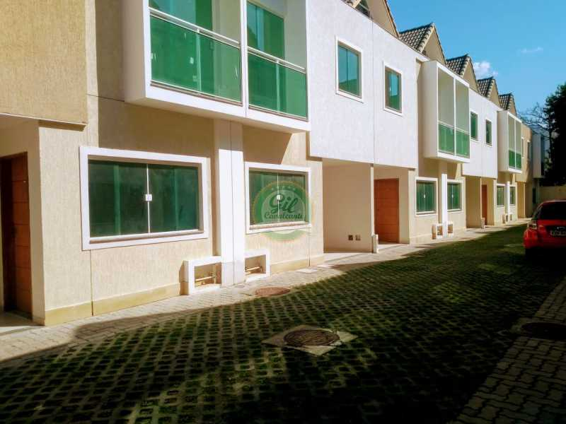 Condomínio - Casa em Condominio À VENDA, Taquara, Rio de Janeiro, RJ - CS1669 - 21