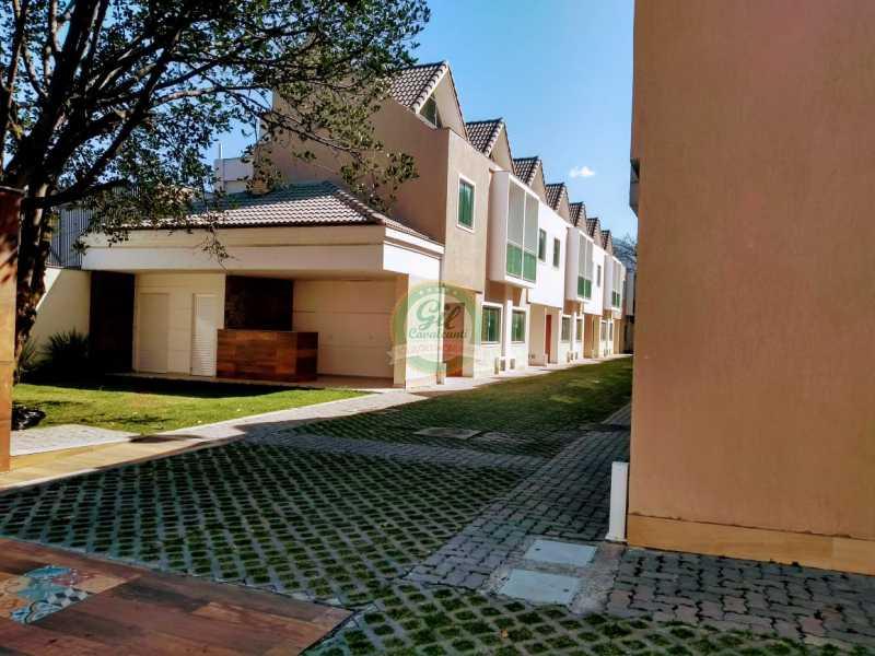 Fachada  - Casa em Condominio À VENDA, Taquara, Rio de Janeiro, RJ - CS1669 - 3