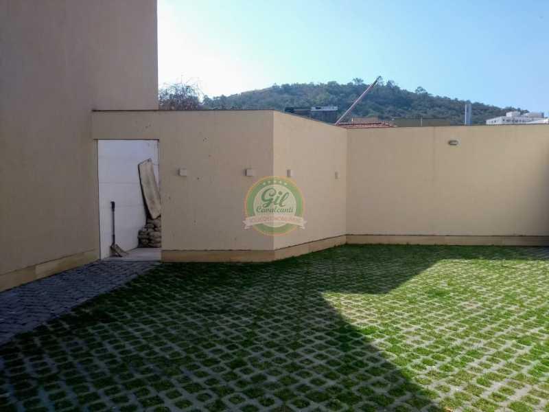 Condomínio - Casa em Condominio À VENDA, Taquara, Rio de Janeiro, RJ - CS1669 - 26