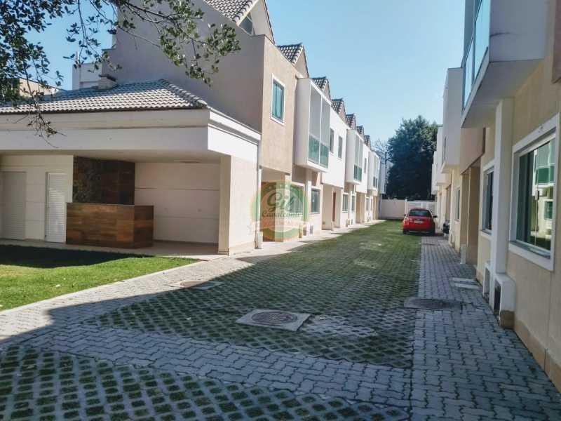 Condomínio - Casa em Condominio À VENDA, Taquara, Rio de Janeiro, RJ - CS1669 - 29