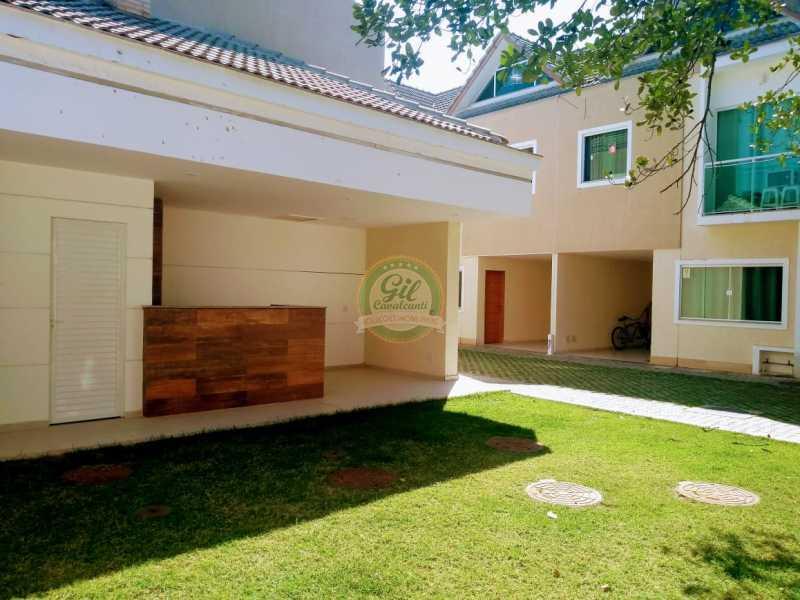 Condomínio - Casa em Condominio À VENDA, Taquara, Rio de Janeiro, RJ - CS1669 - 22