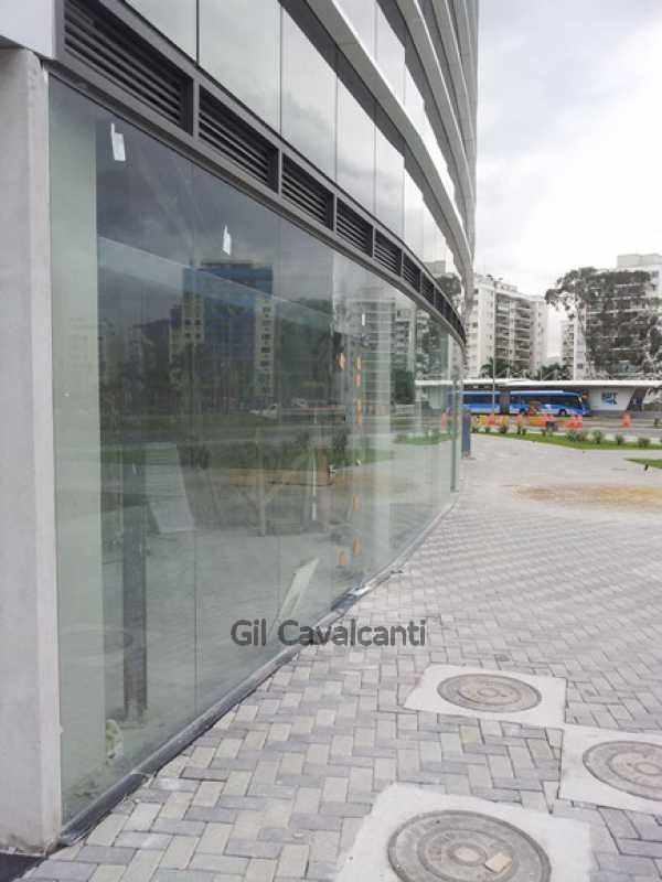 Andamento de obra  - Sala Comercial Recreio dos Bandeirantes,Rio de Janeiro,RJ À Venda,21m² - CM0068 - 7