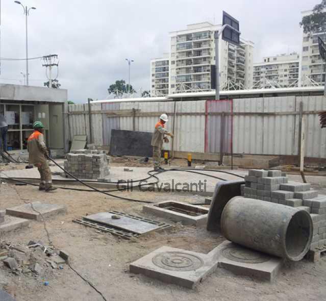 Andamento de obra  - Sala Comercial Recreio dos Bandeirantes,Rio de Janeiro,RJ À Venda,21m² - CM0068 - 8