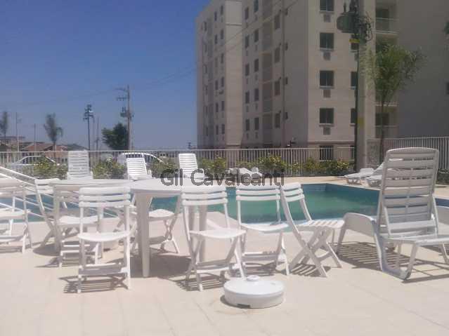 118 - Apartamento 2 quartos à venda Taquara, Rio de Janeiro - R$ 230.000 - AP1128 - 17