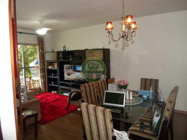 122 - Apartamento Pechincha,Rio de Janeiro,RJ À Venda,3 Quartos,87m² - AP1137 - 1