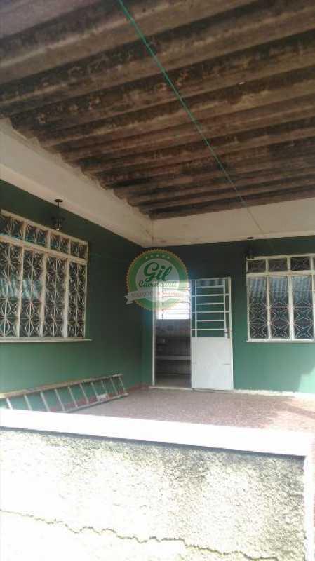 113 - Casa 3 quartos à venda Quintino Bocaiúva, Rio de Janeiro - R$ 700.000 - CS1708 - 20