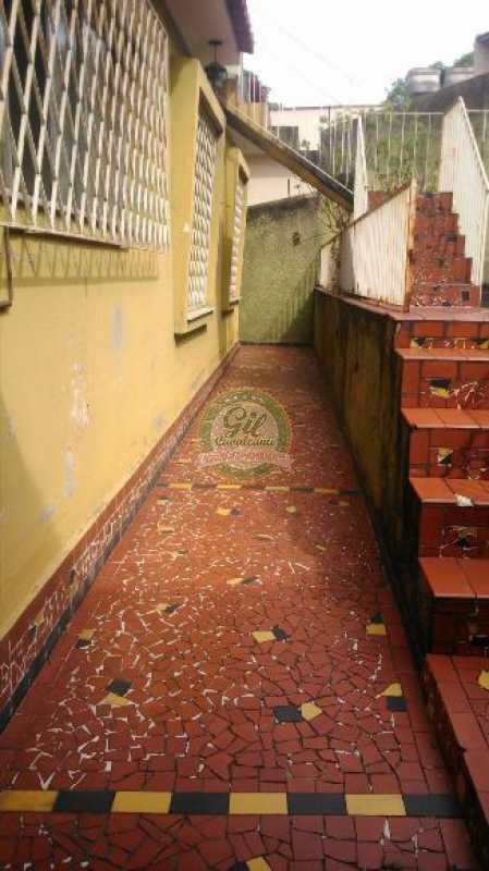133 - Casa 3 quartos à venda Quintino Bocaiúva, Rio de Janeiro - R$ 700.000 - CS1708 - 19