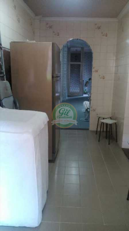 134 - Casa 3 quartos à venda Quintino Bocaiúva, Rio de Janeiro - R$ 700.000 - CS1708 - 17