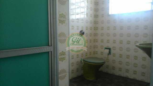 141 - Casa 3 quartos à venda Quintino Bocaiúva, Rio de Janeiro - R$ 700.000 - CS1708 - 25