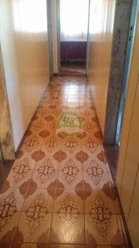 142 - Casa 3 quartos à venda Quintino Bocaiúva, Rio de Janeiro - R$ 700.000 - CS1708 - 5