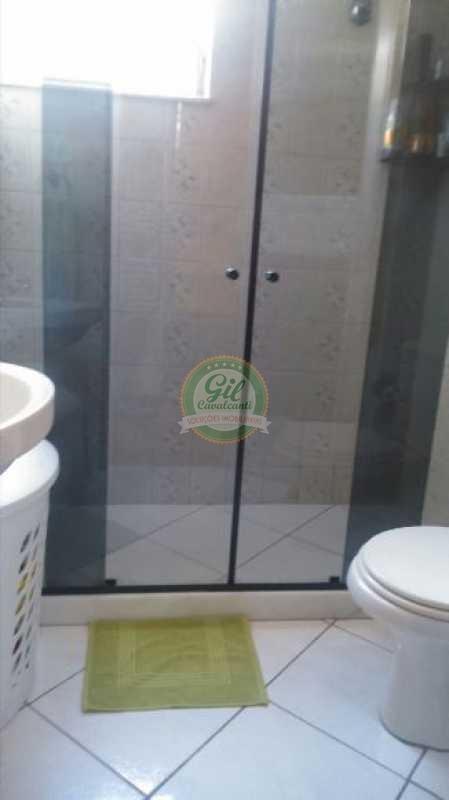 147 - Casa 3 quartos à venda Quintino Bocaiúva, Rio de Janeiro - R$ 700.000 - CS1708 - 13