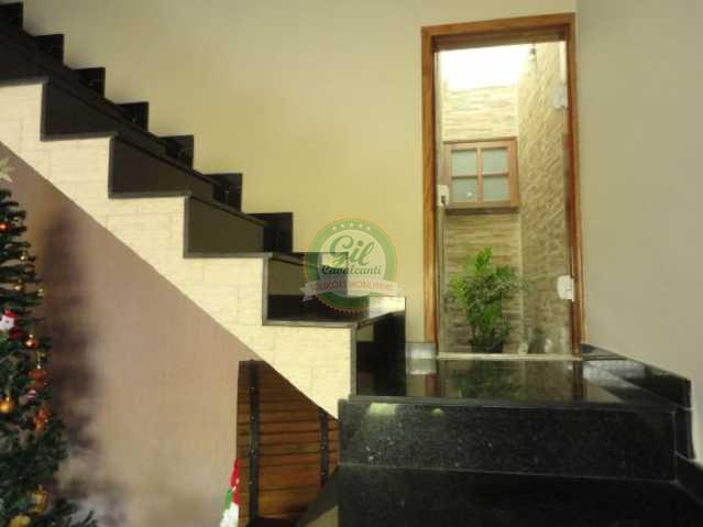111 - Casa 3 quartos à venda Pechincha, Rio de Janeiro - R$ 750.000 - CS1710 - 7