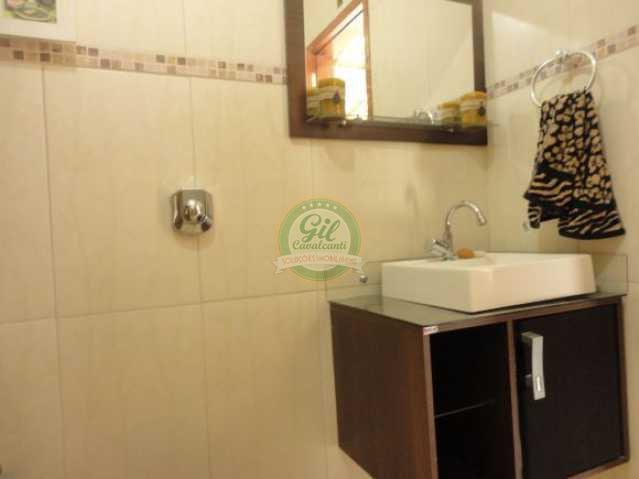 113 - Casa 3 quartos à venda Pechincha, Rio de Janeiro - R$ 750.000 - CS1710 - 9