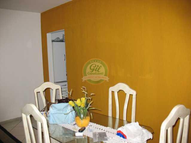 125 - Casa 2 quartos à venda Praça Seca, Rio de Janeiro - R$ 395.000 - CS1721 - 3